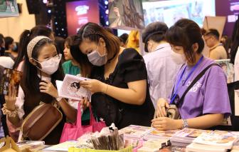 Đông nghẹt fan tại ngày hội truyện tranh lớn nhất năm