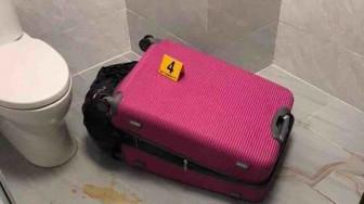 Phát hiện thi thể người trong vali ở TPHCM