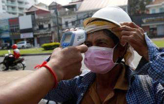 Campuchia lần đầu tiên bùng phát COVID-19 trong cộng đồng