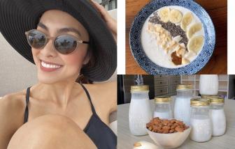 Các món ăn vặt không lo tăng cân của Hà Tăng