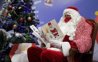 Một thế giới âu lo qua những bức thư gửi ông già Noel