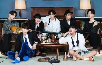 BTS thiết lập kỷ lục lịch sử trên Billboard