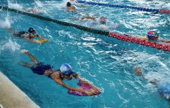 Lễ phát động toàn dân tập luyện môn bơi, phòng chống đuối nước năm 2020