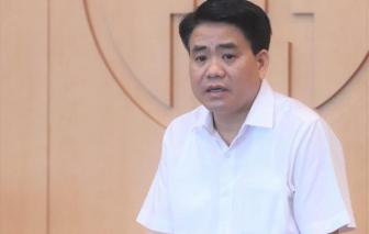 Vụ án liên quan đến ông Nguyễn Đức Chung sẽ được xử kín