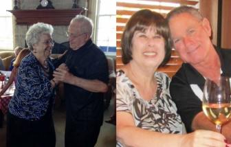 Clip: Cuộc chia ly đẫm nước mắt của các cặp vợ chồng già nhiễm COVID-19