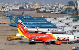 """Bộ Tài chính đề xuất tiếp tục giảm thuế để """"cứu"""" ngành hàng không"""