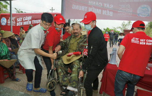 Generali triển khai nhiều hoạt động cứu trợ tại miền Trung