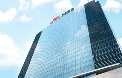 VSD nhận lưu ký 1.175 triệu cổ phiếu của MSB từ 27/11
