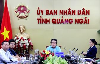 Thiếu nhân sự, Quảng Ngãi xin Thủ tướng cho phép bầu thêm một phó chủ tịch tỉnh