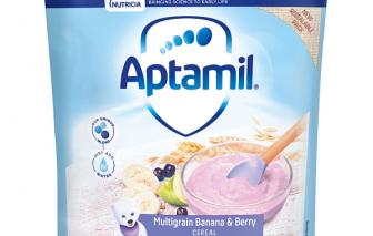 Một loại bột ngũ cốc Aptamil chứa vi nhựa phải thu hồi