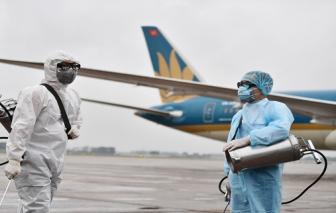 Vietnam Airlines xin lỗi sau ca lây nhiễm COVID-19 từ bệnh nhân 1.342