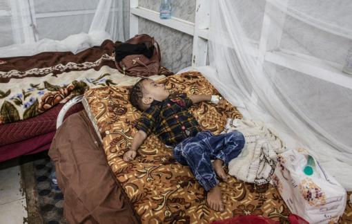 """Đói nghèo, chiến tranh """"ám ảnh"""" xã hội Yemen hơn cả COVID-19"""