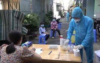 Bệnh nhân 1.349 đã tiếp xúc với sinh viên Trường đại học Kiến trúc TPHCM