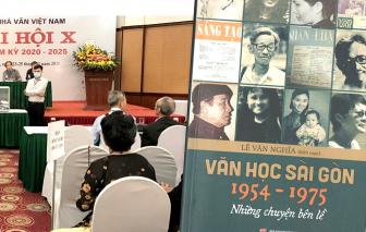 Cuốn sách của Lê Văn Nghĩa và lời phi lộ cho nhiệm kỳ mới của Hội Nhà văn Việt Nam