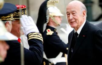 Cựu Tổng thống Pháp qua đời vì biến chứng COVID-19