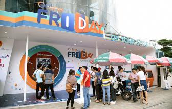 Hôm nay, bắt đầu đợt mua bán trực tuyến lớn nhất trong năm
