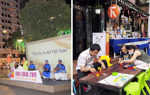 Không gian văn hóa công cộng ở TPHCM: Thiếu hay đủ?
