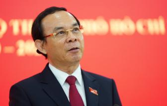 """Bí thư Nguyễn Văn Nên: """"Lãnh đạo phải gắn với kiểm tra"""""""