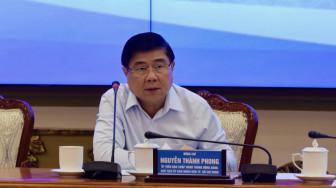 Chủ tịch UBND TPHCM lý giải về tỷ lệ giải ngân vốn đầu tư công không đạt