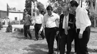 TPHCM: Đề xuất lấy tên cố giáo sư, tiến sĩ Nguyễn Thiện Thành đặt tên đường mới