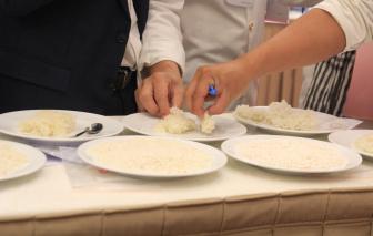 ST25 mất ngôi vị gạo ngon nhất thế giới
