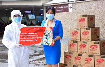 Lifebuoy tài trợ gói sản phẩm 11 tỷ đồng chống COVID-19, đồng hành cùng người dân miền Trung và người khiếm thị