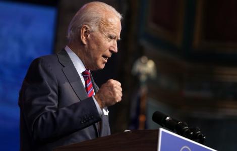 Ông Biden chính thức đủ phiếu đắc cử để trở thành tân Tổng thống Mỹ