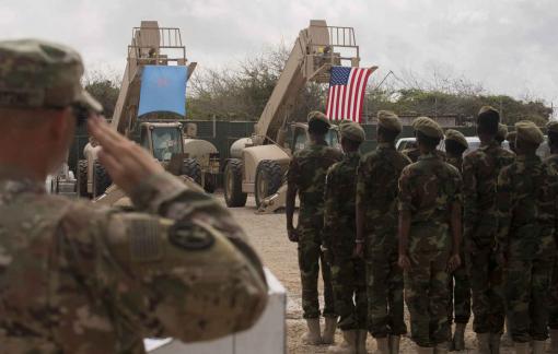 Tổng thống Trump rút gần hết lính Mỹ khỏi Somalia