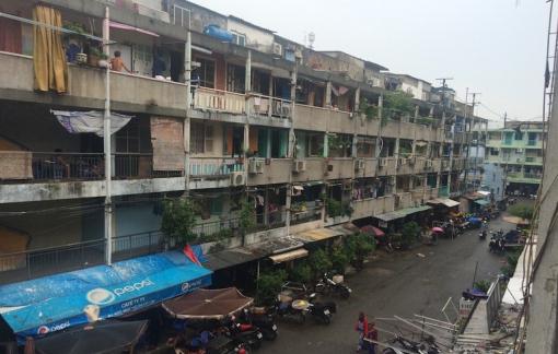 Đề xuất chỉ cần 80% người dân ở chung cư cũ đồng ý xây mới là cho tháo dỡ
