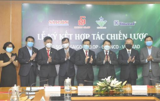 CITENCO ký kết hợp tác chiến lược nhằm nâng cao vị thế hàng Việt, phát triển sản xuất xanh và kết nối thị trường bền vững