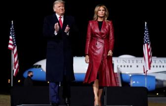 Đệ nhất phu nhân Melania Trump âm thầm chuẩn bị kế hoạch rời khỏi Nhà Trắng