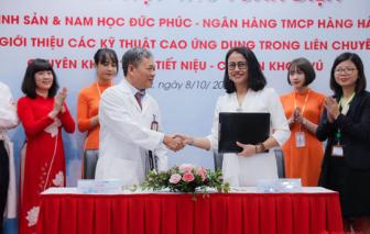 MSB ký kết hợp tác cùng Bệnh viện hỗ trợ sinh sản và nam khoa Đức Phúc
