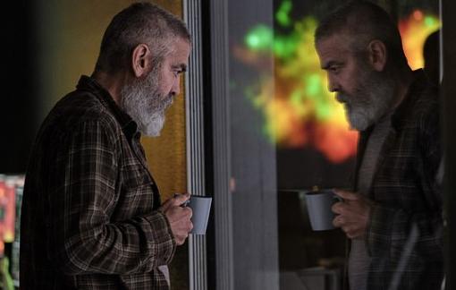 Giảm cấp tốc 10kg để đóng phim, George Clooney nhập viện
