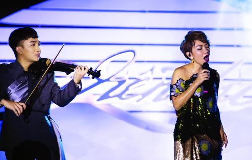 Ca sĩ Trần Thu Hà- Chẳng nuối tiếc những điều không thay đổi được