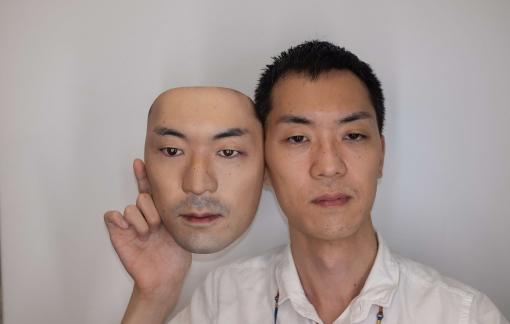 Clip: Mặt nạ người thật giá hàng trăm USD ở Nhật Bản