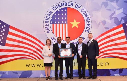 P&G Việt Nam: Giải thưởng trách nhiệm xã hội doanh nghiệp 4 năm liền