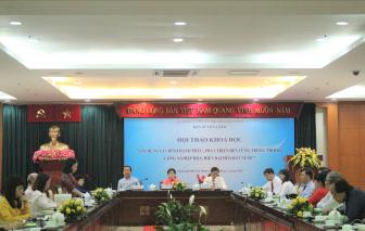 Nguyên Phó bí thư Thành ủy Phạm Phương Thảo: Đừng bỏ qua bữa cơm gia đình!