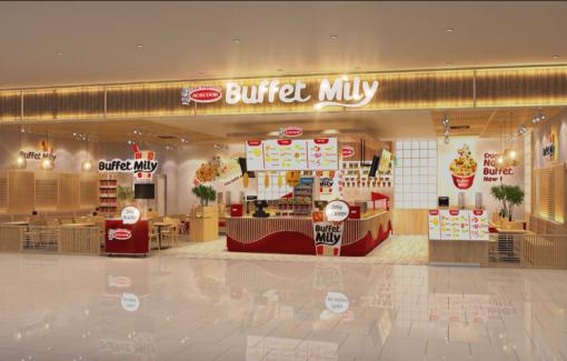 'Acecook Buffet Mì ly' - Nhà hàng mì ly tự chọn tiên phong tại Việt Nam