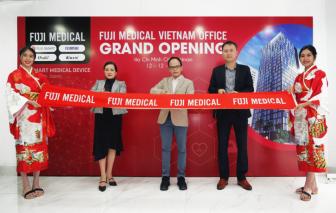 Fuji Medical khai trương văn phòng mới và ký kết hợp tác chiến lược tại Việt Nam
