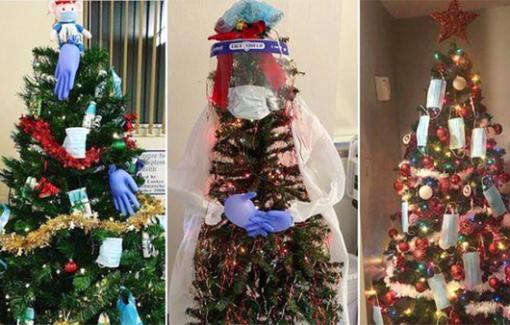 Clip: Những cây thông Noel ấn tượng ở Việt Nam và trên thế giới