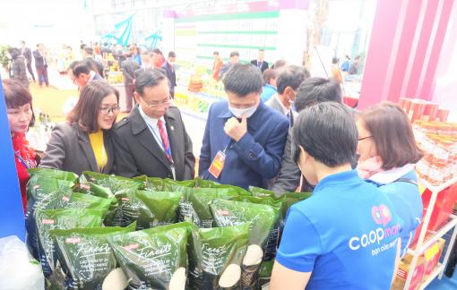 Saigon Co.op ký kết hợp tác thúc đẩy mô hình hợp tác xã phát triển