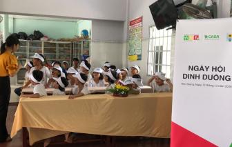 Herbalife Việt Nam tổ chức 'Ngày hội dinh dưỡng' cho các trung tâm Casa Herbalife Nutrition