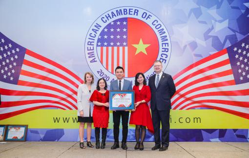 Herbalife Việt Nam vinh dự nhận giải thưởng 'Trách nhiệm xã hội doanh nghiệp 2020'