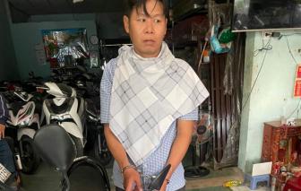 Bắt kẻ chuyên gây mê tài xế xe ôm cướp tài sản ở Sài Gòn