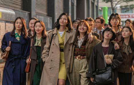 Nữ giới là tương lai của ngành điện ảnh Hàn Quốc