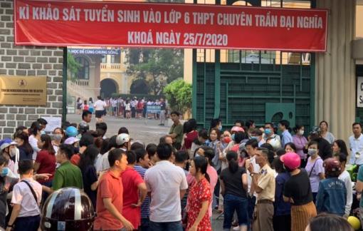 Phụ huynh lo khi trường tổ chức đi xa hoạt động cộng đồng trong mùa COVID-19