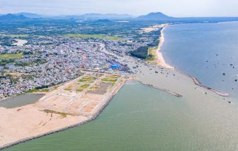 """Đua nhau săn đất dự án biển, chờ đón sóng """"thành phố"""" La Gi"""