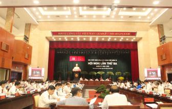 Thành ủy lên kế hoạch tương lai cho TPHCM trong 10 năm tới