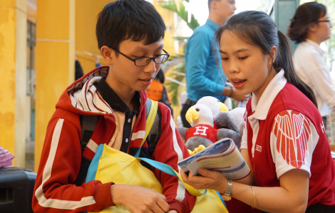 Có thể xét tuyển vào Trường đại học Mở TPHCM, đại học Quốc tế Hồng Bàng bằng nhiều phương thức