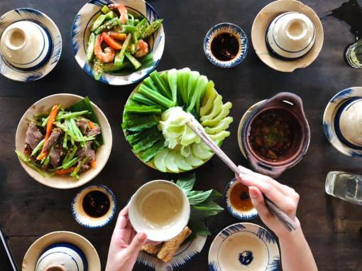Những nhà hàng thuần Việt cho bữa cơm dịp Tết Tây
